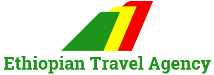 Ethiopian travel agency logo 2
