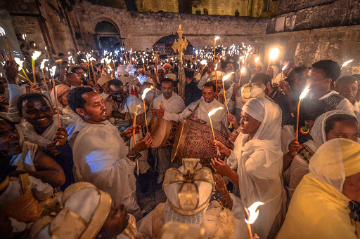 Easter in israel tour Ethiopian travel
