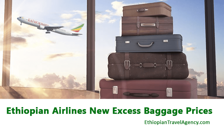 UPDATE: Ethiopian Airlines Changed Excess Baggage Prices